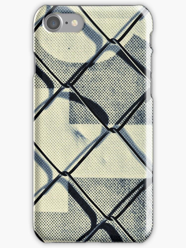 Mesh - iPhone case by Silvia Ganora