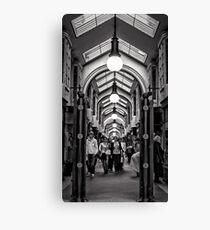 Burlington Arcade, London Canvas Print