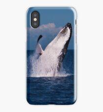 Humpback Whale Breaching iPhonecase iPhone Case/Skin