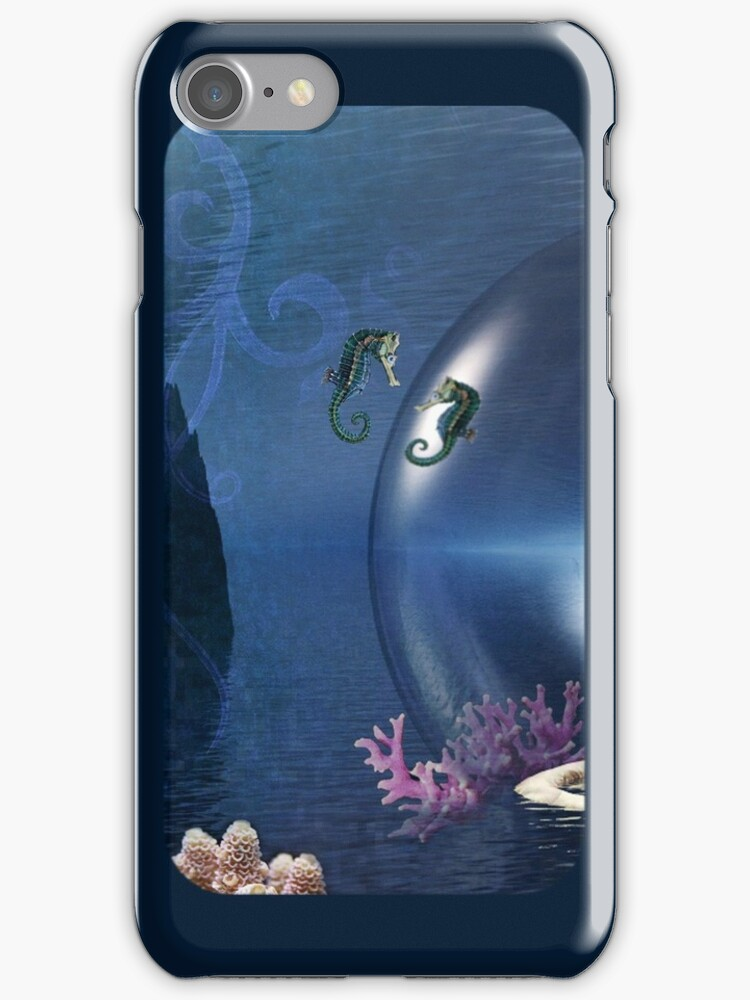 Sea of Love (iphone case) by jewelskings