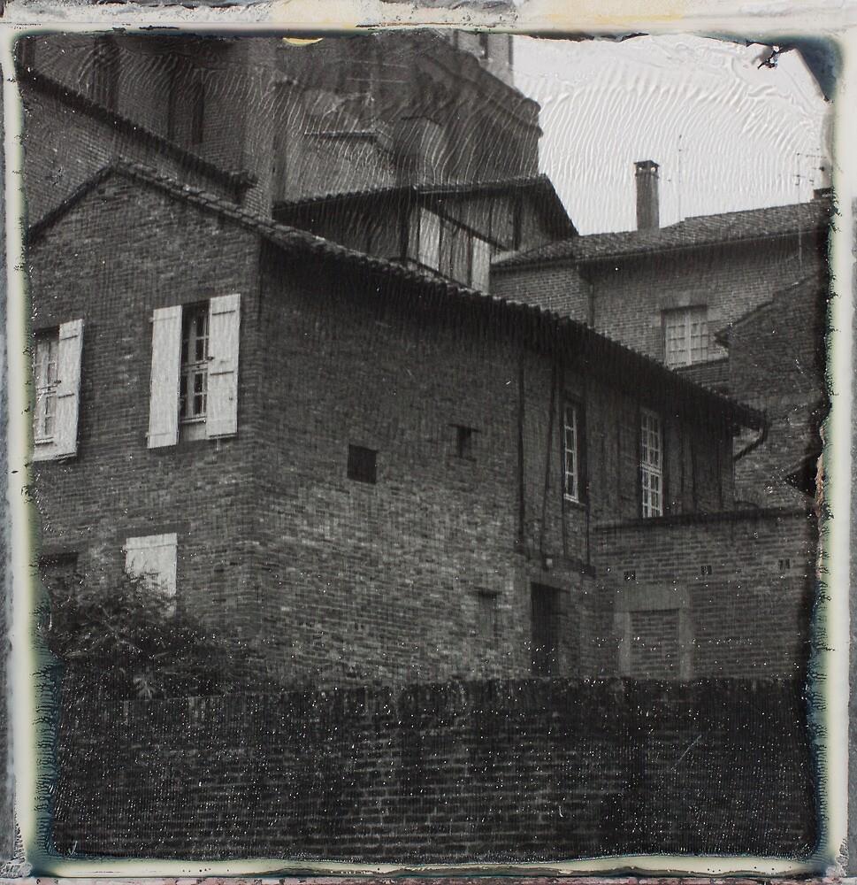 Houses by Ervin Bartis