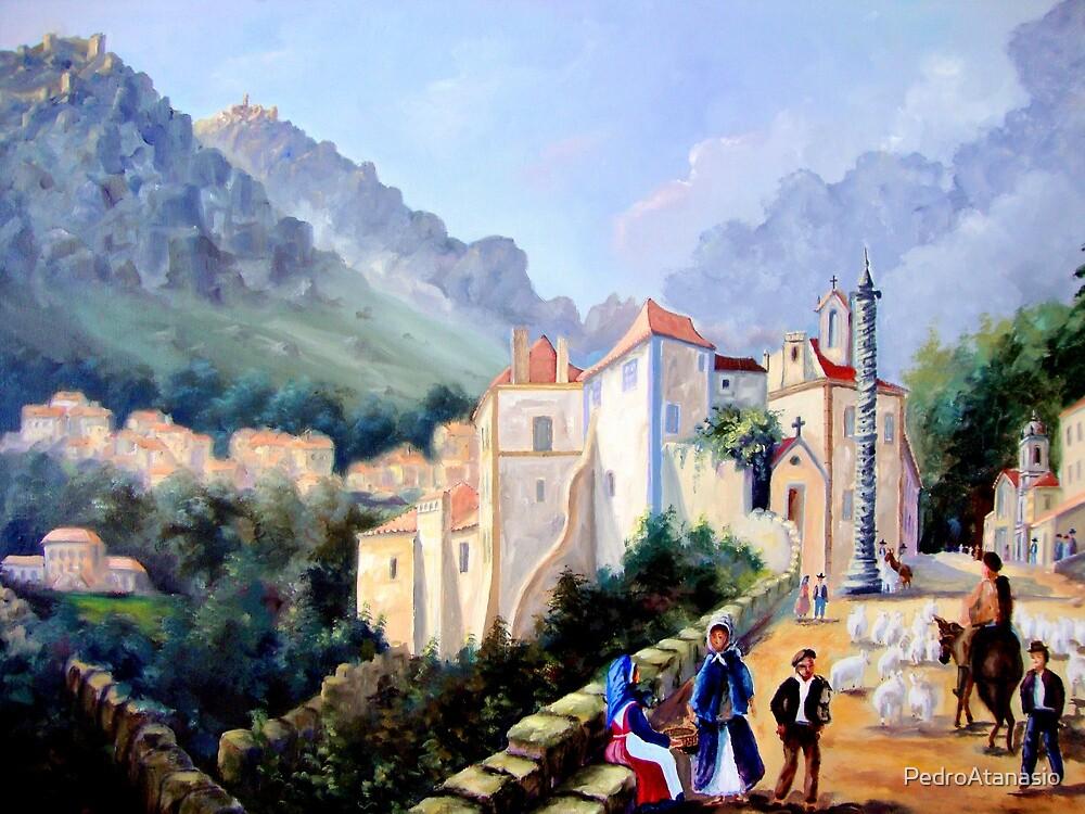 Óleo sobre tela - Oil on canvas - Huile sur toile by PedroAtanasio