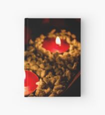 Candle Light Hardcover Journal