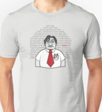 Milton's Monologue  T-Shirt