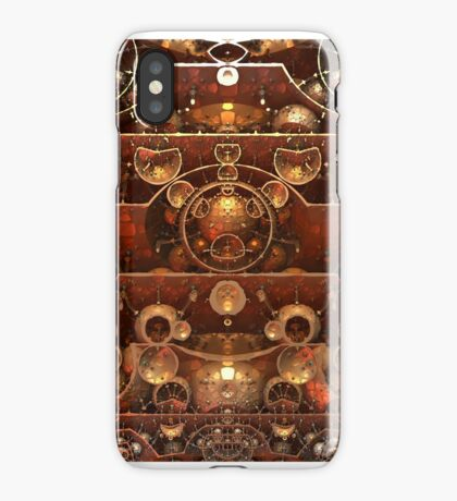 In The Grand Scheme of Things iPhone Case