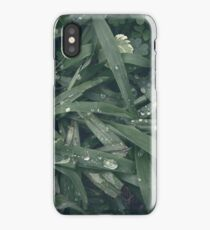 Grass Dew iPhone Case/Skin