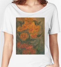Flowers 5 Women's Relaxed Fit T-Shirt