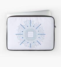 Maze Runner Blueprints Laptop Sleeve