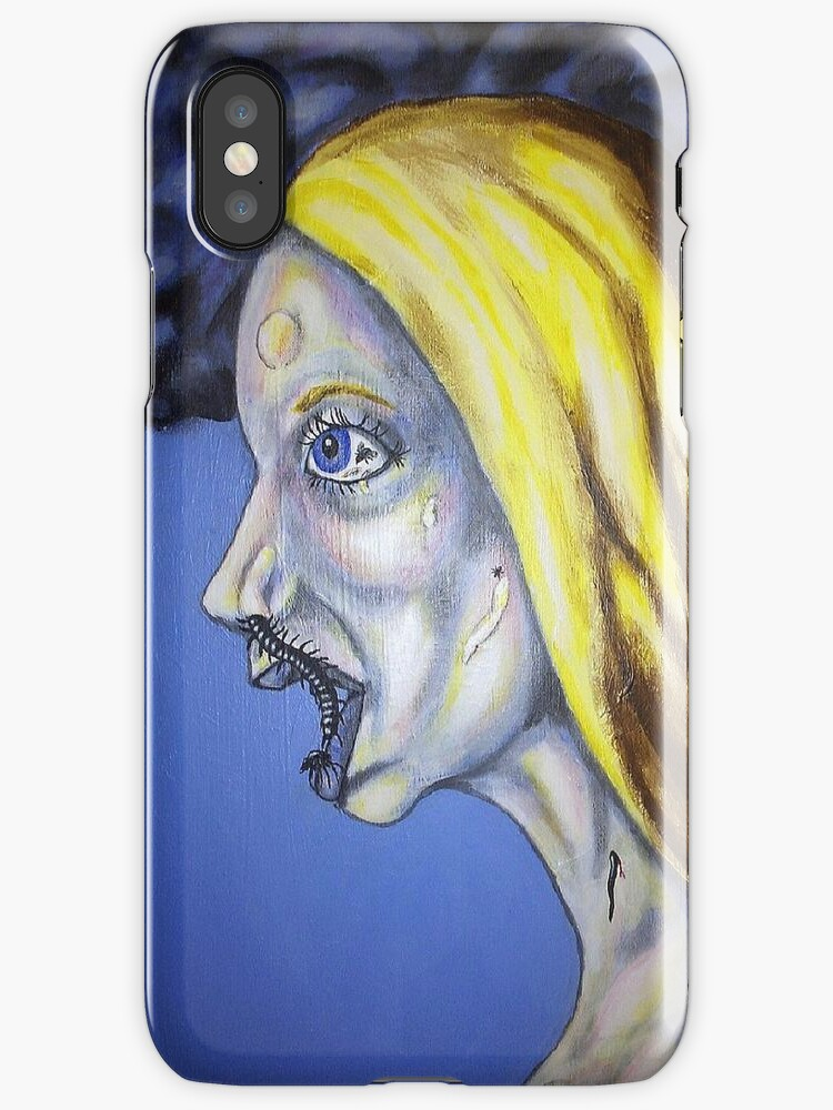 Not always sugar and spice...iPhone case by Jeremy McAnally