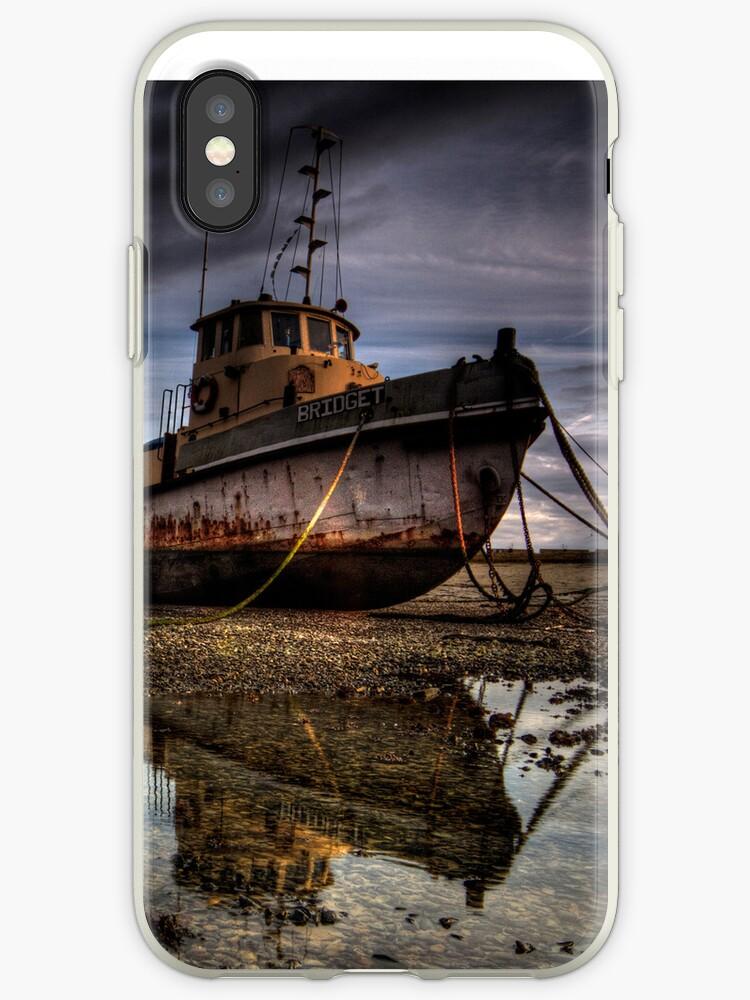 Bridget - iPhone Case by Leon Ritchie