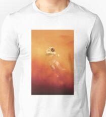 Astronaut in a Dust Storm Unisex T-Shirt