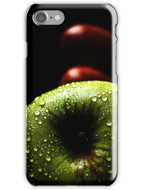 fresh - iphone case by Ingrid Beddoes