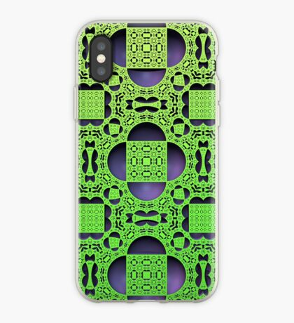 Green & Purple for iPhone iPhone Case