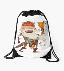 Dwarves Fortress Drawstring Bag