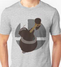 Morton (Hammer Time) - Sunset Shores Unisex T-Shirt