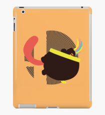 Lemmy Koopa (Tongue Jab) - Sunset Shores iPad Case/Skin