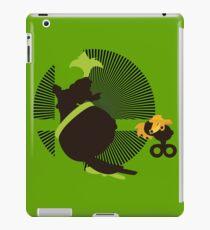 Iggy Koopa (Mechakoopa) - Sunset Shores iPad Case/Skin