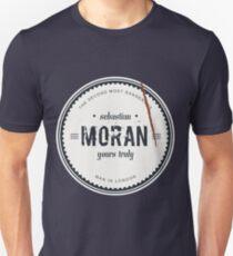 Sebastian Moran  Unisex T-Shirt