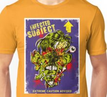 Infected Subject Unisex T-Shirt