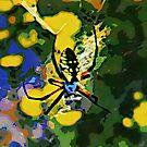 Arachnaphobia by Chelei