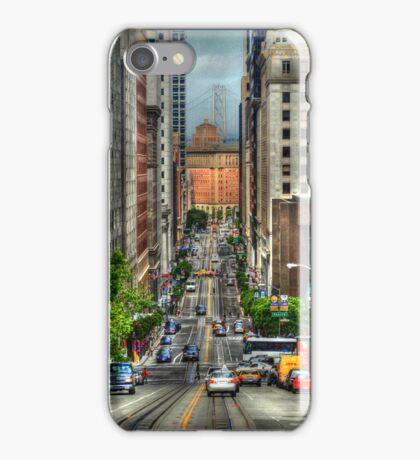 California Steet - iPhone case iPhone Case/Skin
