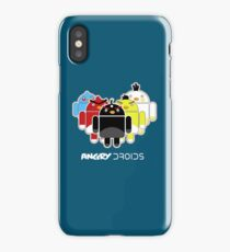 Angry Droids iPhone Case