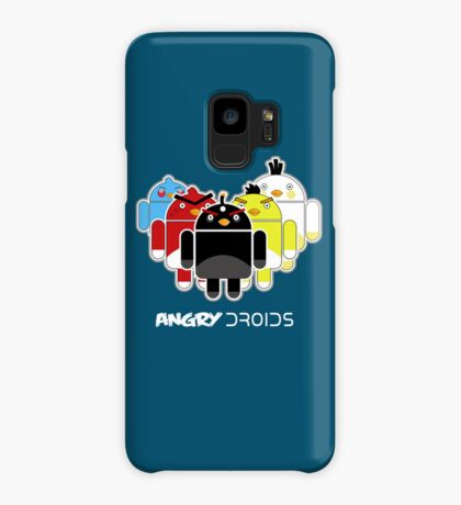 Angry Droids Case/Skin for Samsung Galaxy