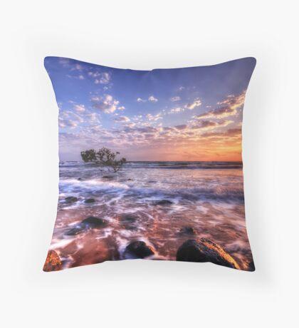 Seaside Awakenings Throw Pillow