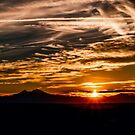 Redmond sunset 102 by Richard Bozarth