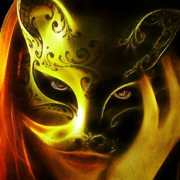 Cat Mask by gemlenz