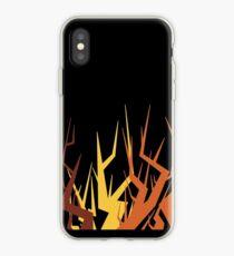 Radiohead Inspired Art - Supercollider / The Butcher iPhone Case