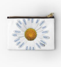 Loves Me? Loves Me Not? Studio Pouch