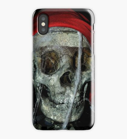 Old Pirate iPhone Case iPhone Case/Skin
