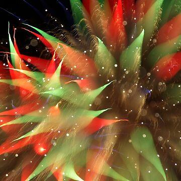 April Fireworks 20xx by PugH00