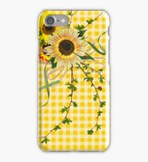 Sunflowers (IPhone case) iPhone Case/Skin