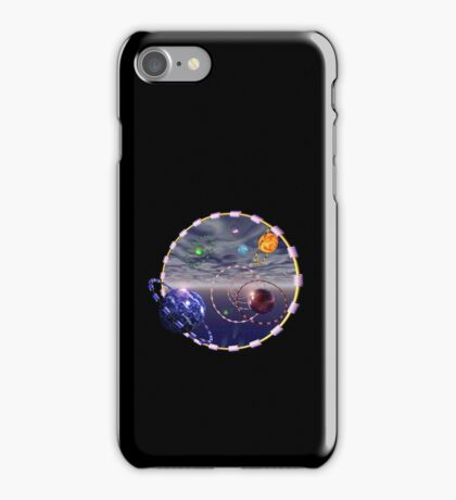 Lost in Space  (iPhone case) iPhone Case/Skin