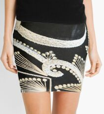 Sombrero Mini Skirt