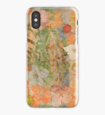 Tiki Flower iPhone Case/Skin