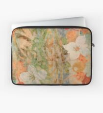 Tiki Flower Laptop Sleeve