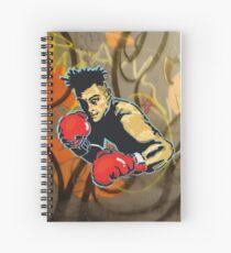 Keep Swinging! Spiral Notebook
