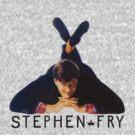 Stephen Fry by JoyAhoy
