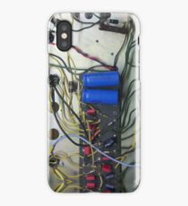 Wired Up iPhone Case