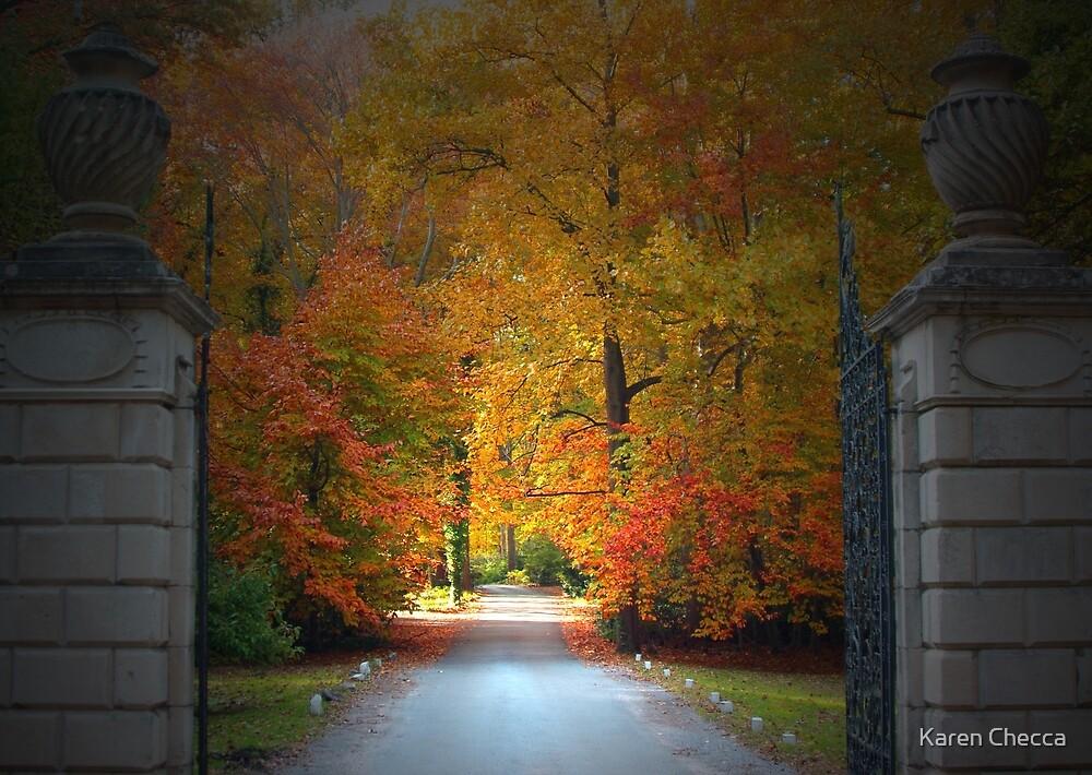 Through the Gates by Karen Checca