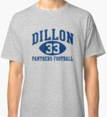 Dillon Panthers Football #33 Classic T-Shirt