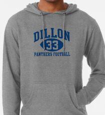 Sudadera con capucha ligera Dillon Panthers Football # 33