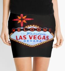 Las Vegas Mini Skirt