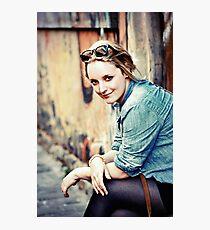 Melbourne Portrait Shoot 5 Photographic Print