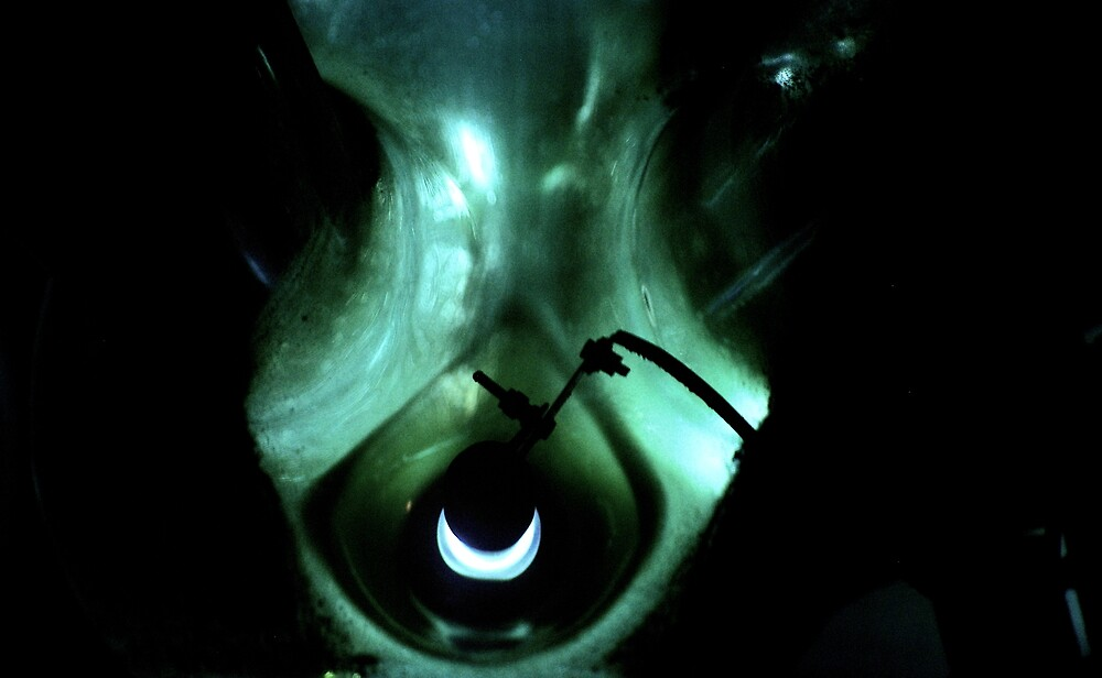 Subatomic Dancers in the Dark by Obscuro