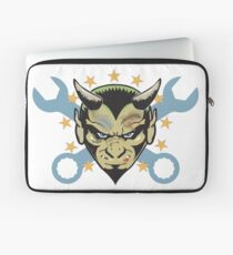 Laughin' With The Devil! Laptop Sleeve