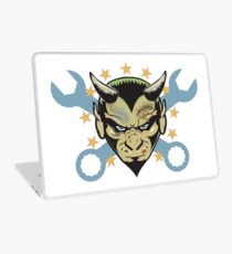 Laughin' With The Devil! Laptop Skin
